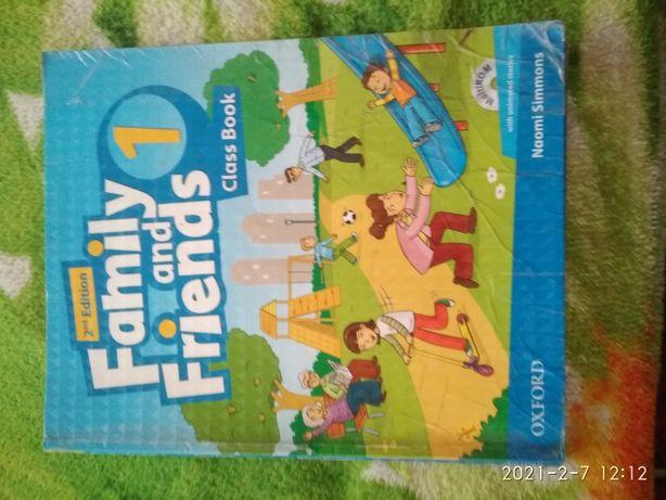 Англійська Family and Friends