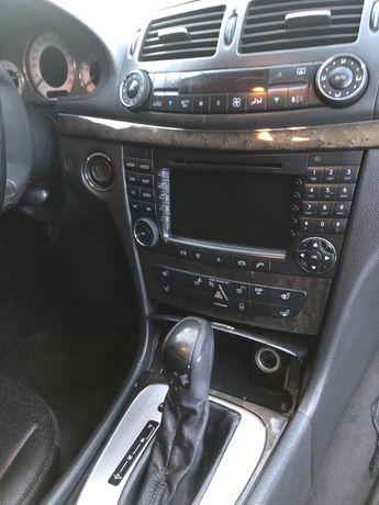 W203 w211 магнітола,руль, airbag ручка акпп,замок дверей, блок клімату