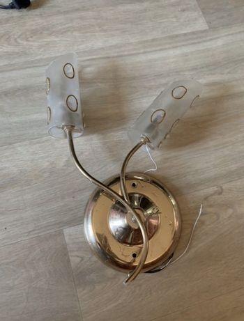 Светильник бра. Лампа.