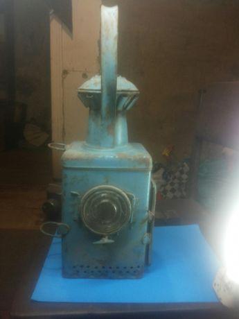 Продам железнодорожный фонарь