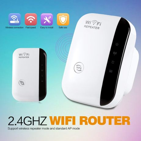 Усилитель сигнала, роутер, репитер WiFi WR03