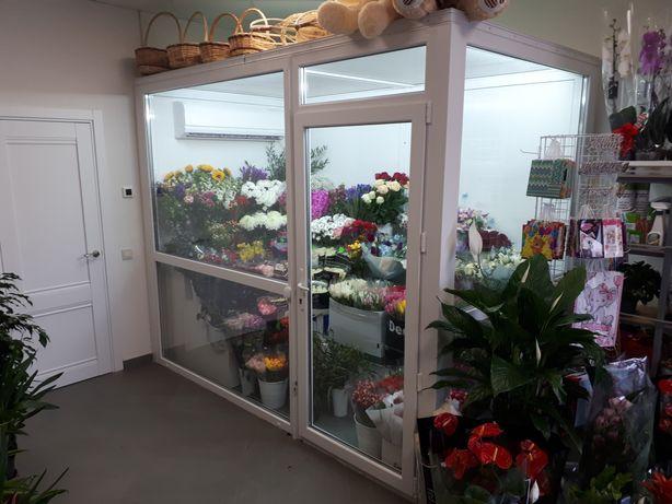 Холодильник для квітів