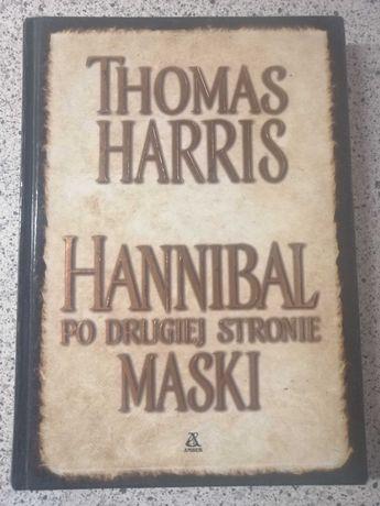Thomas Harris Hanibal po 2 stronie maski