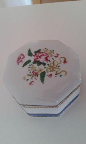 Caixa de Jóias da Porcel