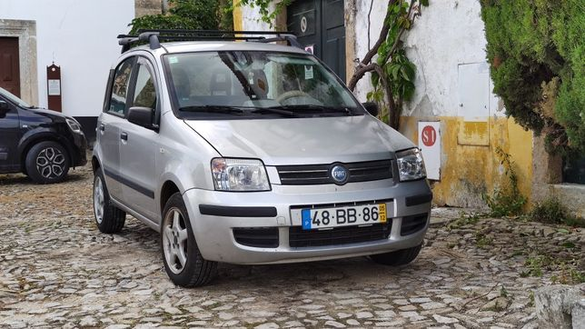 Fiat Panda 1.3 JTD 4 pneus novos
