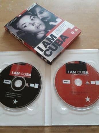 I Am Cuba/The Siberian Mammoth DVD x 2