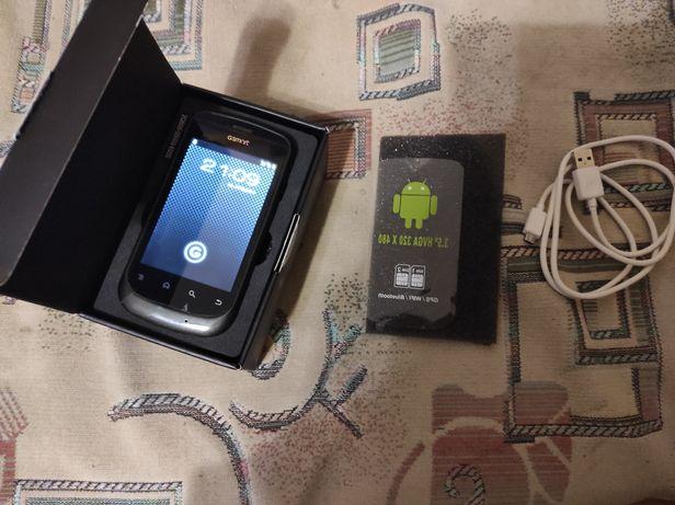 Телефон (смартфон) gigabyte gsmart g1342 на 2 симкарты