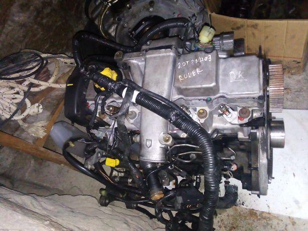 Motor 2000td rover/MG gripado