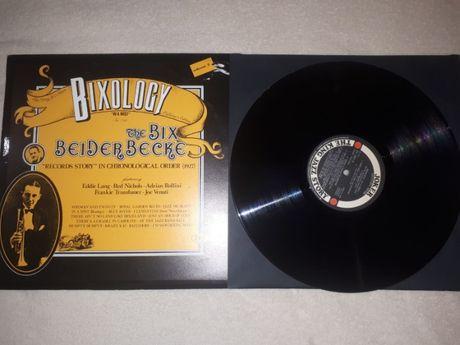 Bix Beiderbecke-Bixology vol.4 & vol.5 виниловые пластинки
