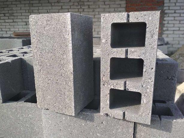 Шлакоблок, Керамзитоблок, Відсівоблок. Цемент. Доставка від виробника