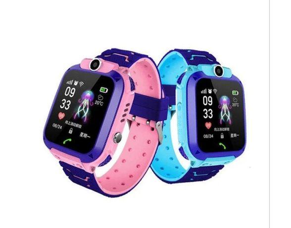 Smart baby watch E12 Дитячий Водонепроникний годинник з gps