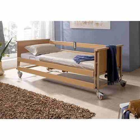 Łóżko rehabilitacyjne, ortopedyczne na pilota Burmeier Dali. Dowozimy
