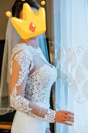 Suknia Ślubna Cymberline rozmiar 36
