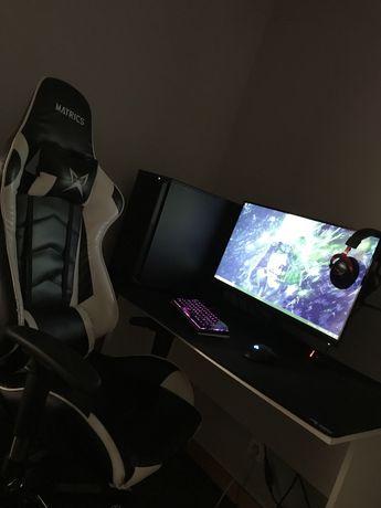PC GAMING + SETUP GAMING TUDO INCLUIDO ate a cadeira(Com o rato 1100€)