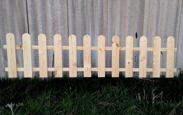 Забор, штакетник деревянный!!! СуперЦЕНА. Доставка по Украине