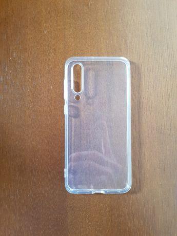 Capa silicone transparente para telemóvel Xiaomi Mi 9 SE