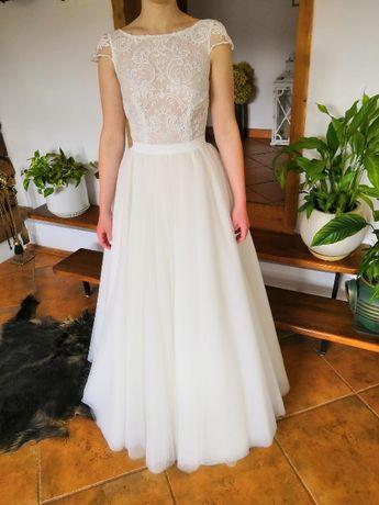 NOWA, nieużywana suknia ślubna