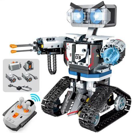 Robot z Klocków Idealny na Prezent