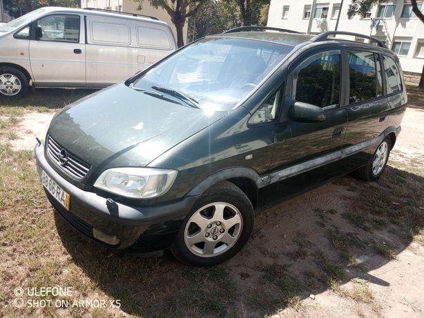 Opel Zafira 7 lugares