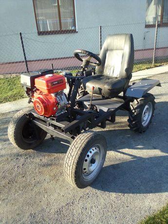 Диґа, саморобний міні трактор
