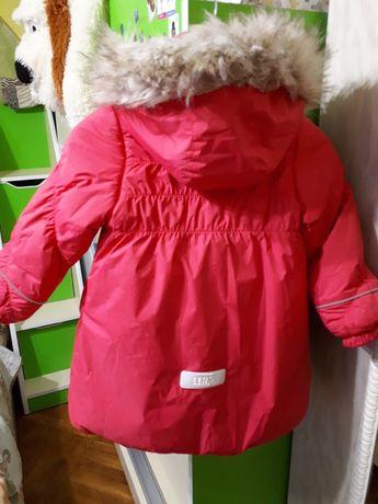Куртка дитяча Lenne 92-98 см