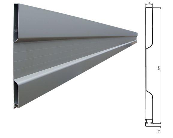 Burty aluminiowe H400 profile aluminiowe - transport na terenie Polski