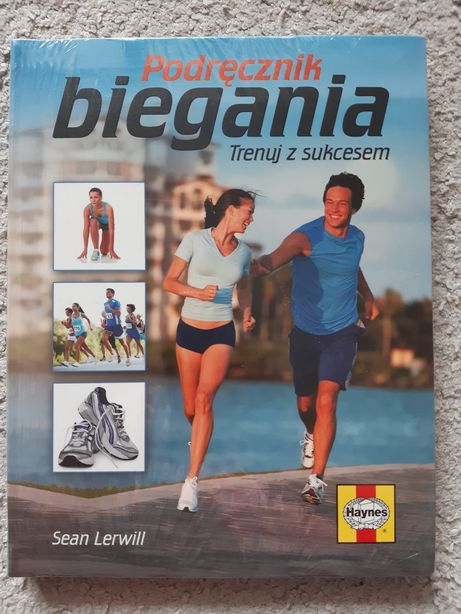 Podręcznik do biegania- książka o bieganiu