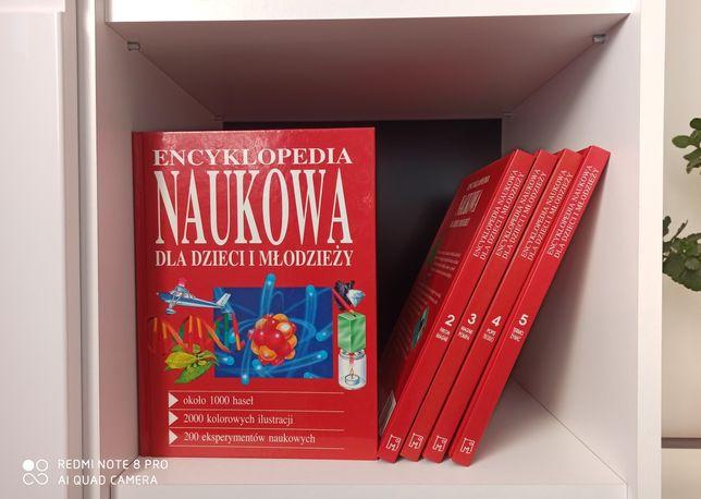 Encyklopedia naukowa dla dzieci i młodzieży