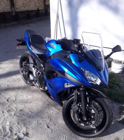 Kawasaki Ninja 650 Igła