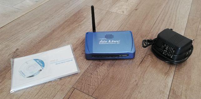 Router Ovislink AirLive WL-5460AP v2 WiFi AP