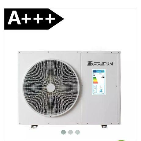 Тепловой насос моноблок воздух вода 10.5 кВт  (220 v)