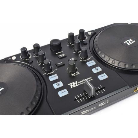 Kontroler DJ MIDI Power Dynamics PDC-10 MixVibes