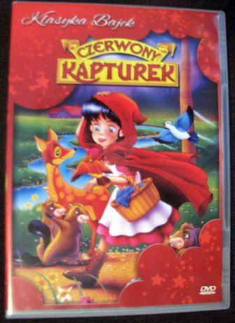 Film, bajka na DVD – Czerwony Kapturek