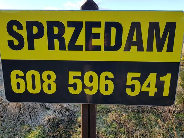 Sprzedam działkę budowlaną w Kowalewie / ZAREZERWOWANE
