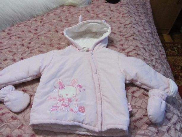 Куртки -весна на девочку на 1.5-2 года
