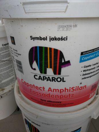 Oddam tynk silikonowy baza 5 wiader x 25 kg Caparol