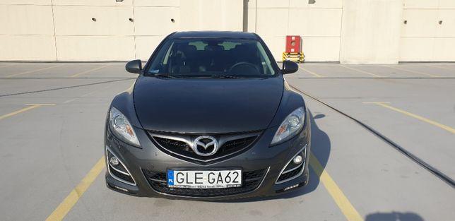 Mazda 6 2.2 163KM 2011 Bose, Bezkluczykowy START, stan IDEALNY,