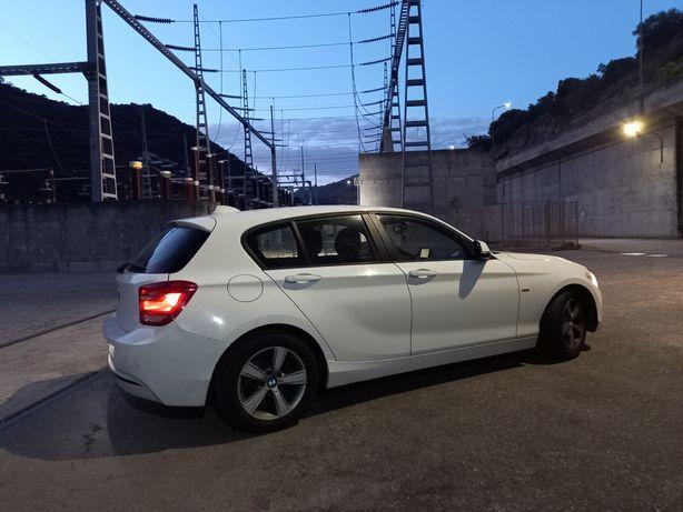BMW 116d Effecient Dynamics