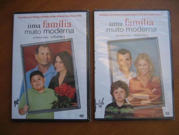 Série Uma Familia muito moderna 2 e 3