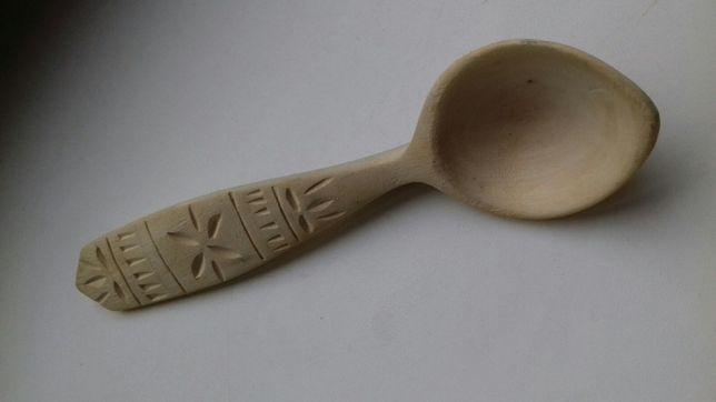 Сувенир деревянная ложка