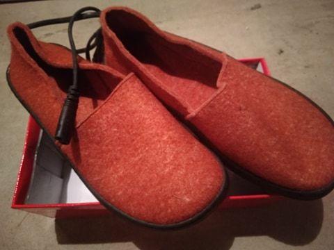 Podgrzewane buty , ciapy, kapcie firmy Ardes