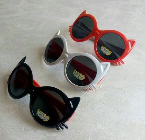 Сонцезахисні окуляри для дітей