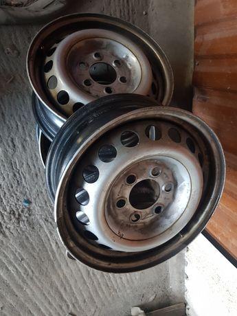 Felgi Stalowe Mercedes Sprinter R16 6x130 ET62 -6.5J