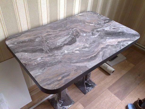 Столешница для стола 38х600х900 Luxeform W298 Морион ДСП глянцевая