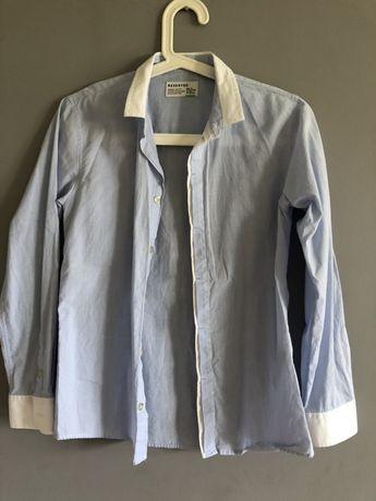 Dwie koszule chłopięce Reserved 152-158