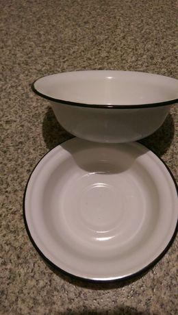 Миски эмалированные/эмалированная посуда
