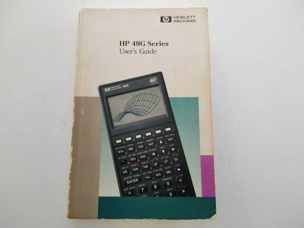 Manual de Calculadora Hewlett Packard HP-48GX