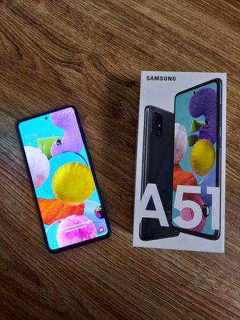 Смартфон SAMSUNG Galaxy A51 4/64 Gb Dual Sim Black