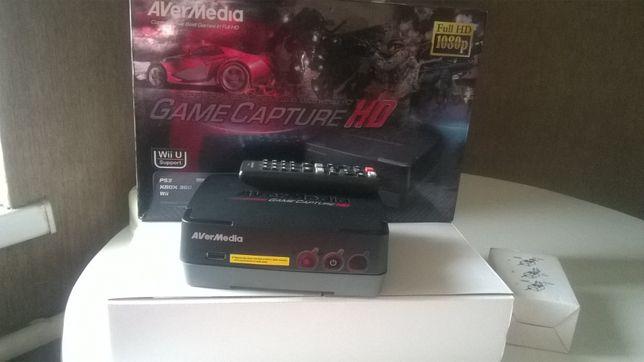 Устройство видеозахвата AVerMedia Game Capture HD (C281)