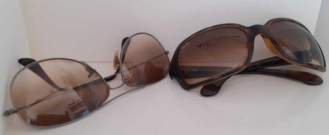 Óculos de sol da marca Ray Ban